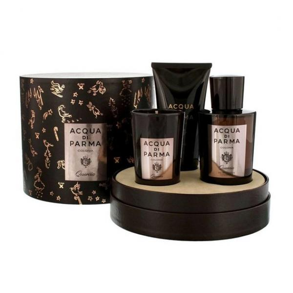 Set Apa De Colonie Acqua Di Parma Colonia Quercia, Barbati, 100ml