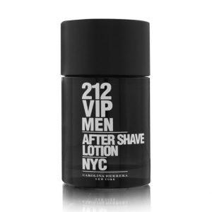 After Shave Carolina Herrera 212 VIP, Barbati, 100ml