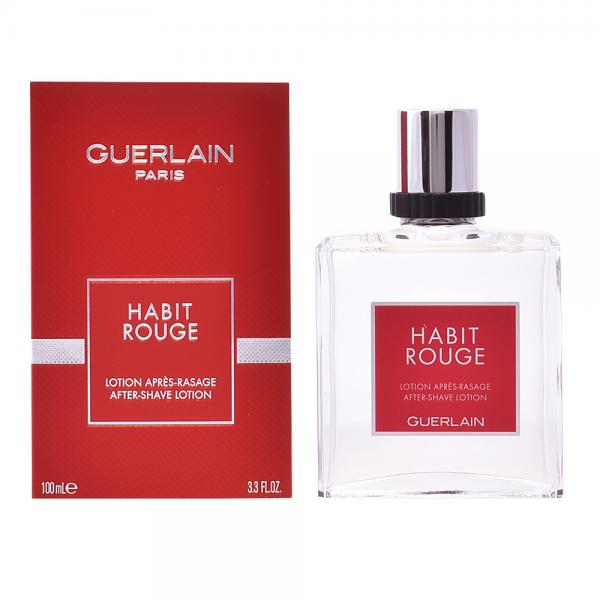 After Shave Guerlain Habit Rouge, Barbati, 100ml