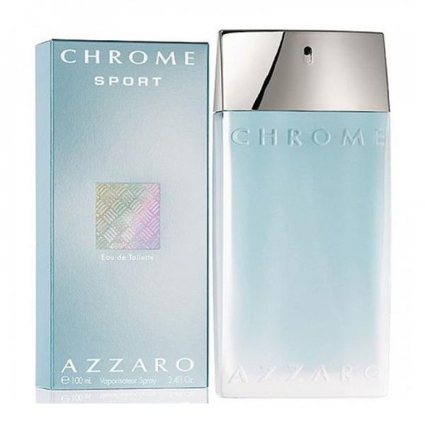 Apa De Toaleta Azzaro Chrome Sport, Barbati, 100ml
