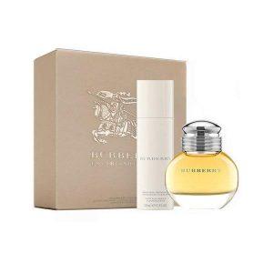 Set Apa de Parfum Burberry Women, Femei, 50ml