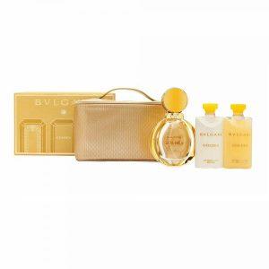 Set Apa de Parfum Bvlgari Goldea, Femei, 90ml