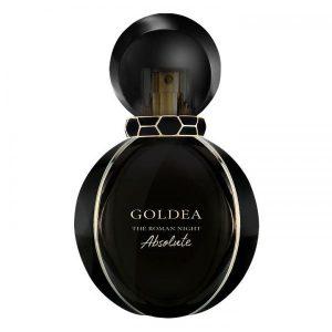 Apa De Parfum Bvlgari Goldea The Roman Night Absolute, Femei, 75ml