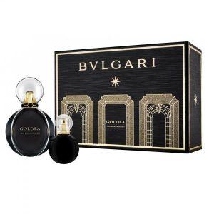 Set Apa De Parfum Bvlgari Goldea The Roman Night, Femei, 50ml