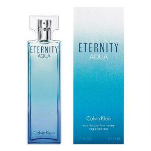 Apa De Parfum Calvin Klein Eternity Aqua, Femei, 50ml