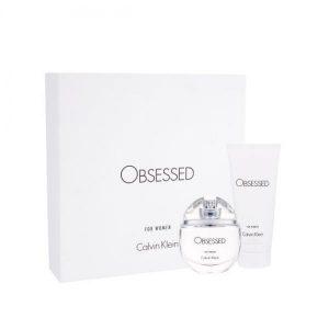 Set Apa De Parfum Calvin Klein Obsessed, Femei, 50ml