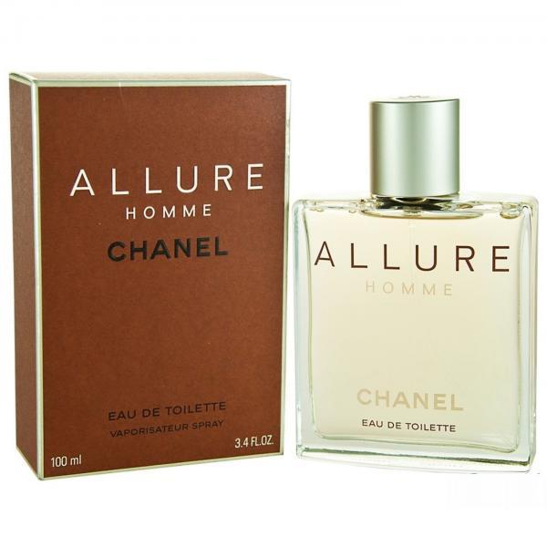 Apa De Toaleta Chanel Allure, Barbati, 150ml