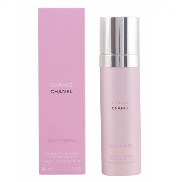 Body Mist Chanel Chance Eau Tendre, Femei, 100ml