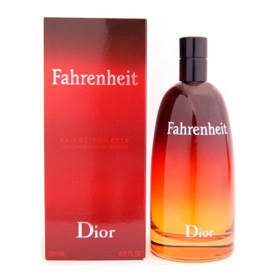 Apa De Toaleta Christian Dior Fahrenheit I, Barbati, 200ml