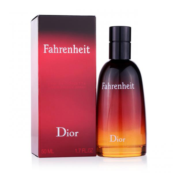 Apa De Toaleta Christian Dior Fahrenheit I, Barbati, 50ml