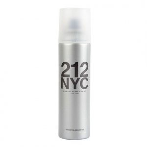 Deodorant Spray Carolina Herrera 212, Femei, 150ml