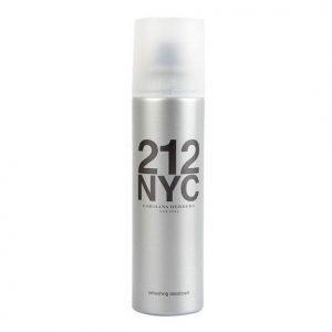 Deodorant Spray Carolina Herrera 212, Femei, 150ml