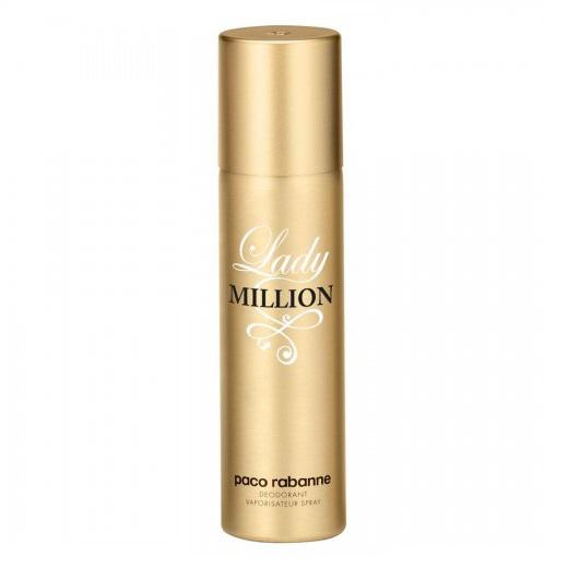 Deodorant Spray Paco Rabanne Lady Million, Femei, 150ml