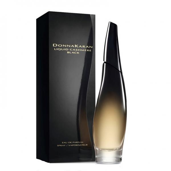 Apa De Parfum DKNY Liquid Cashmere Black , Femei, 50ml