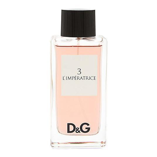 Apa De Toaleta Dolce & Gabbana 3 L'Imperatrice, Femei, 100ml