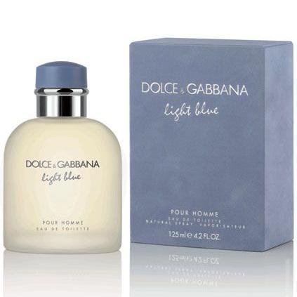 Apa De Toaleta Dolce & Gabbana Light Blue , Barbati, 125ml