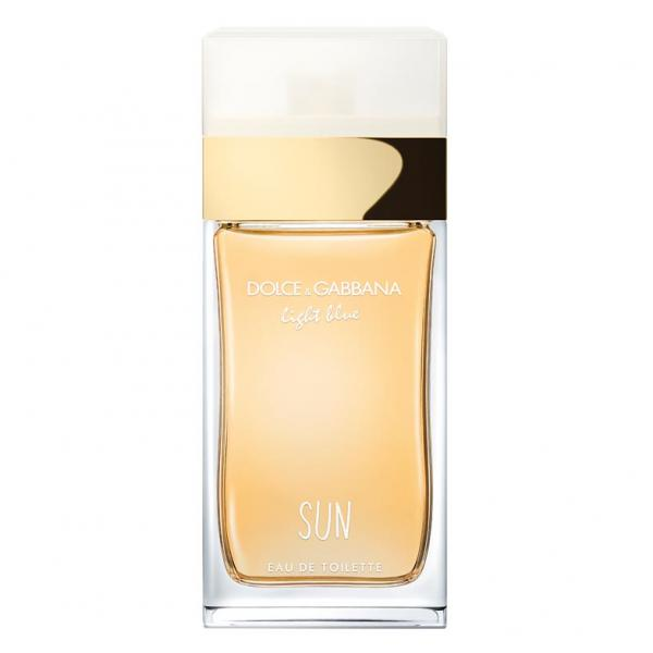 Apa De Toaleta Dolce & Gabbana Light Blue Sun, Femei, 50ml