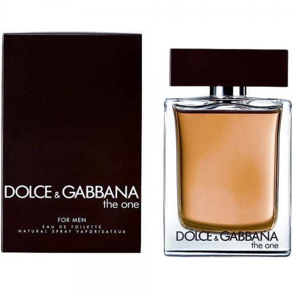Apa De Toaleta Dolce & Gabbana The One, Barbati, 50ml