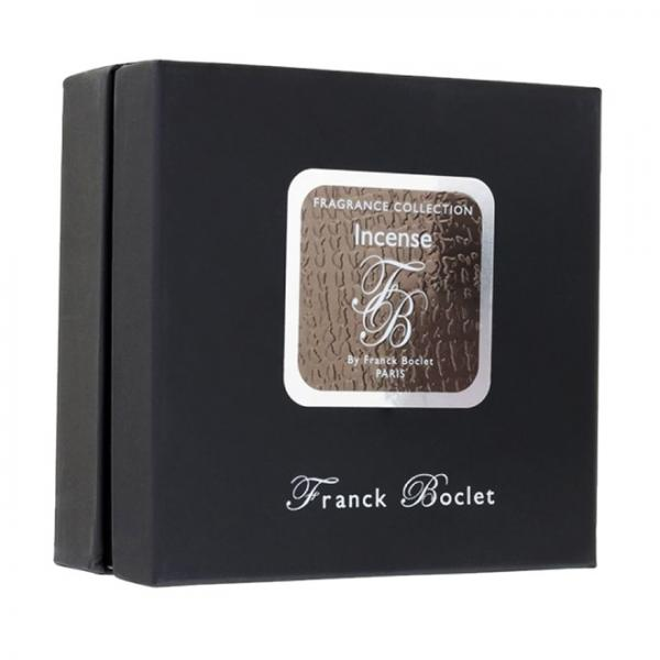 Set Apa de Parfum Franck Boclet Incense, Barbati, 4x20ml