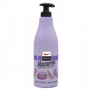 Gel de dus Aquolina Macaron Lavender And Honey, Femei, 500ml