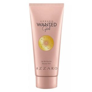 Gel de dus Azzaro Wanted Girl, Femei, 200ml