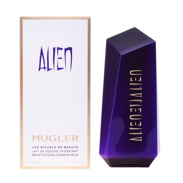 Gel de dus Thierry Mugler Alien Les Rituels De Beaute, Femei, 200ml
