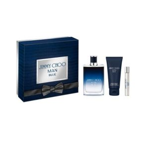 Set Apa de Toaleta Jimmy Choo Man Blue, Barbati, 100ml