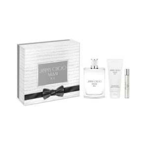 Set Apa de Toaleta Jimmy Choo Man Ice, Barbati, 100ml