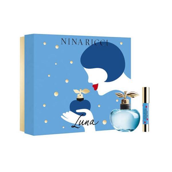 Set Apa De Toaleta Nina Ricci Luna, Femei, 50ml
