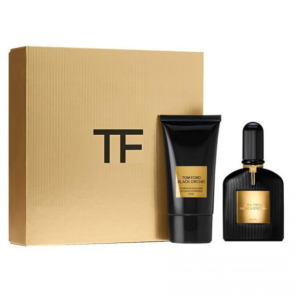 Set Apa De Parfum Tom Ford Black Orchid, Femei, 30ml