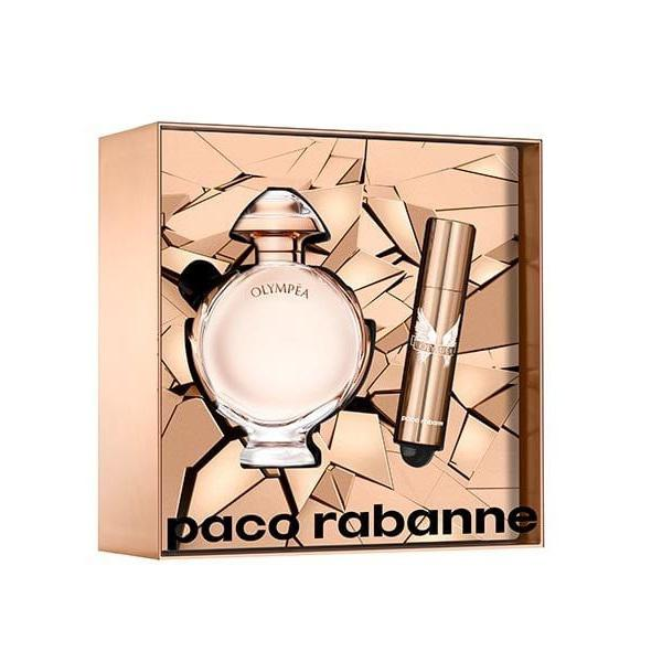 Set Apa De Parfum Paco Rabanne Olympea, Femei, 50ml