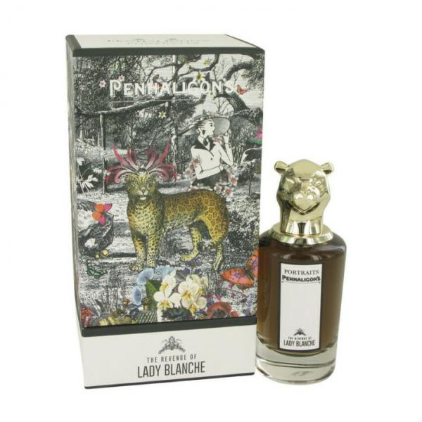 Apa De Parfum Penhaligons The Revenge Of Lady Blanche, Femei, 75ml
