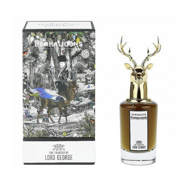 Apa De Parfum Penhaligons The Tragedy Of Lord George , Barbati, 75ml