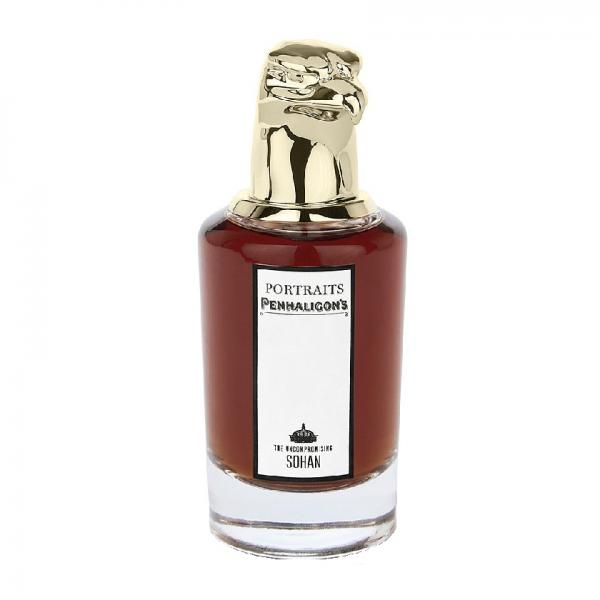 Apa De Parfum Penhaligons The Uncompromising Sohan, Barbati, 75ml