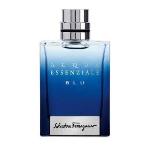 Apa De Toaleta Salvatore Ferragamo Acqua Essenziale Blu, Barbati, 100ml