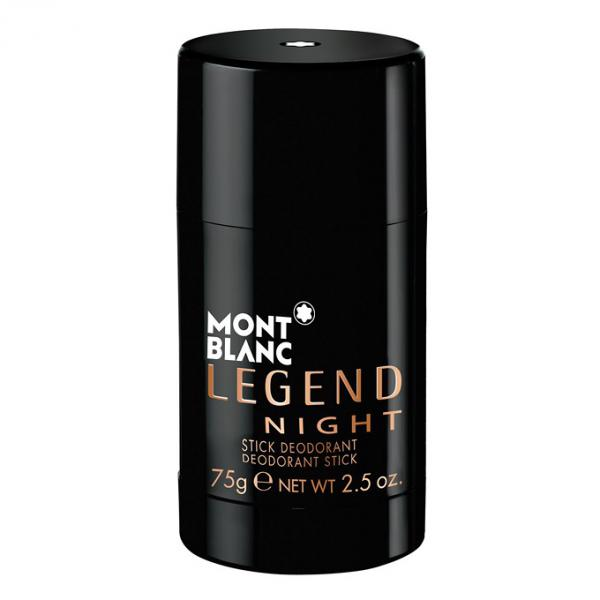 Stick Mont Blanc  Legend Night, Barbati, 75ml