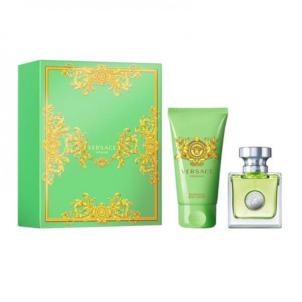 Set Apa de Toaleta Versace Versense, Femei, 30ml