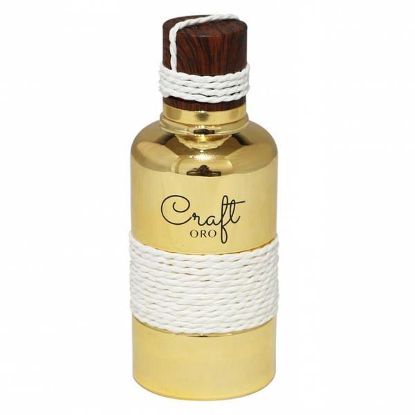 Apa de Parfum Vurv Craft Oro, Barbati, 100ml