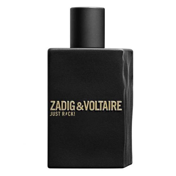 Apa De Toaleta Zadig & Voltaire Just Rock!, Barbati, 50ml
